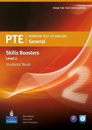 Obrazek dla kategorii Pearson Test of English General Skills Booster