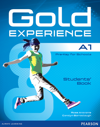Obrazek Gold Experience A1. Student's eText AccessCodeCard