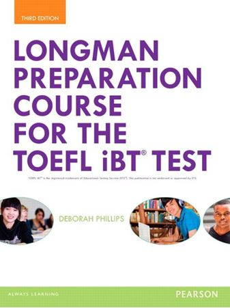 Obrazek dla kategorii Longman Courses for the TOEFL® ibT Test