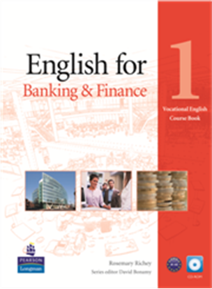 Obrazek English for Banking & Finance 1. Podręcznik + CD