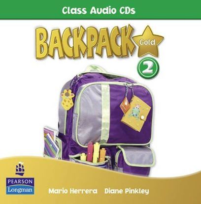 Obrazek Backpack Gold 2.   CD do Podręcznika