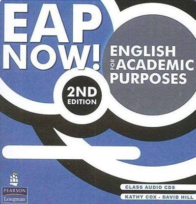 Obrazek EAP Now! English for Academic Purposes CD-ROMs 2e