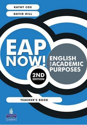 Obrazek EAP Now! English for Academic Purposes TB 2e