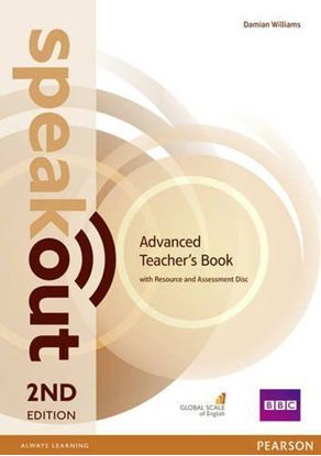 Obrazek Speakout 2ed Advanced Teacher's Guide with Resource & Assessment Disc Pack