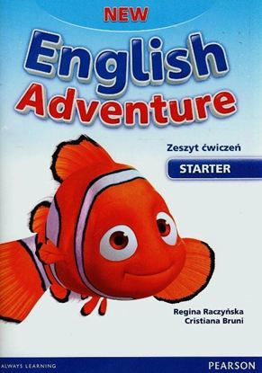 Obrazek New English Adventure Starter. Ćwiczenia + CD