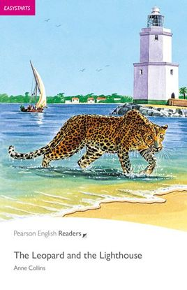 Obrazek The Leopard and the Lighthouse + CD. Penguin Readers