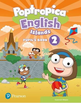 Obrazek Poptropica English Islands 2. Pupil's Book with Online Game Access Card