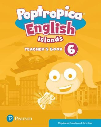 Obrazek Poptropica English Islands 6. Teacher's Book with Online World Access Code and Test Book Pack